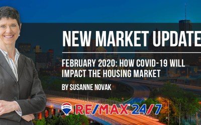 February Market Update: How COVID-19 Will Impact the Housing Market