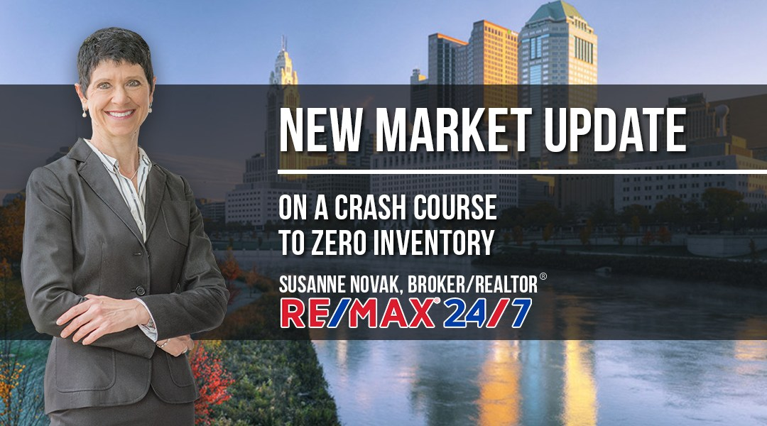 Market Update: On a Crash Course to Zero Inventory