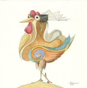 Chicken a la Mode
