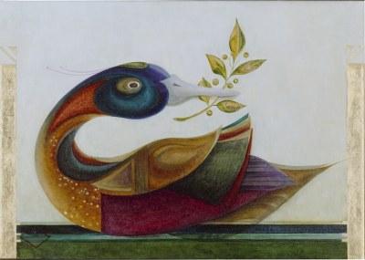 11 laurel duck 1988-2 23x33