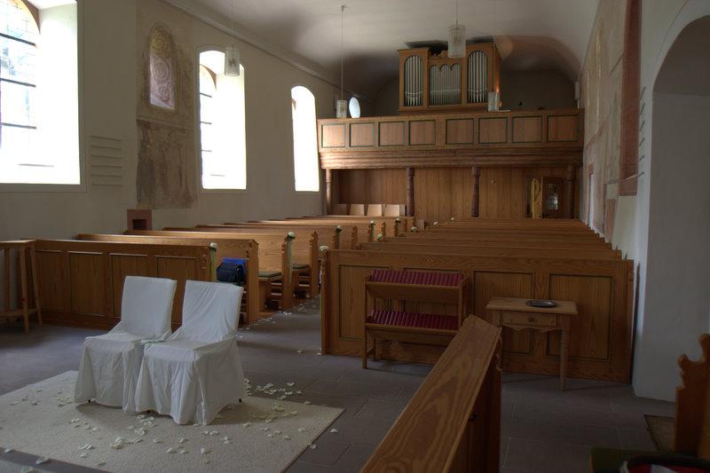 wartende Kirche