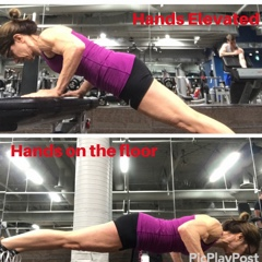 Push Ups Part 2:  Progressions