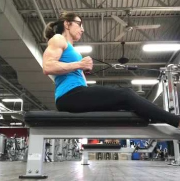 Seated Cable Rows Part 2 – Single arm
