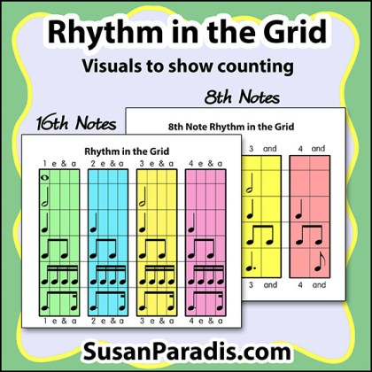 Rhythm in the Grid