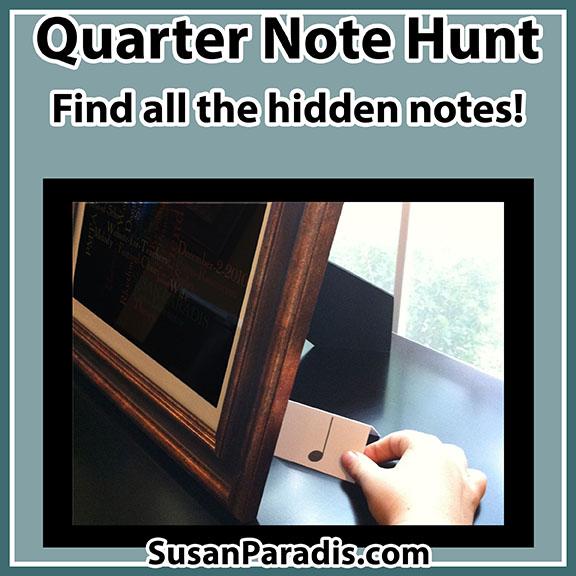 Quarter Note Hunt