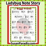 Lady Bug Note Story