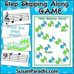 Step and Skip Game