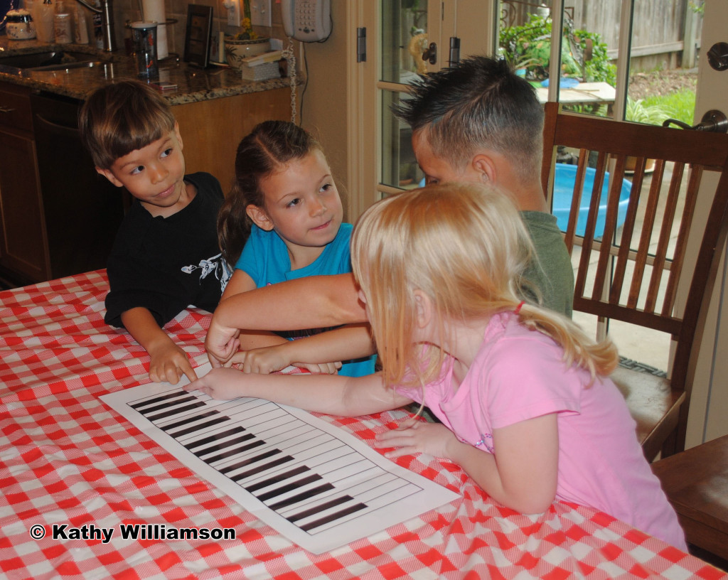 Summer Piano Camp Experience