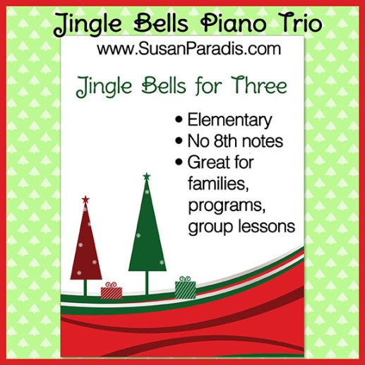 Jingle Bells for Three Trio