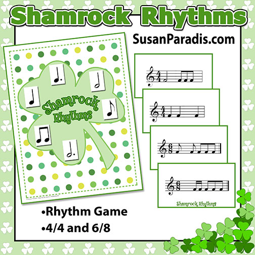 Music theory game for students to review 6\8 and 4\4 time signatures.