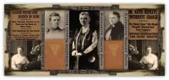 19 aug 1860   Katharine Bemenet Davis