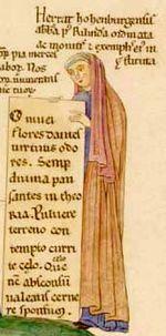 Herrad (c.1130 - 1195)