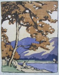 Stevenson | A Highland Loch