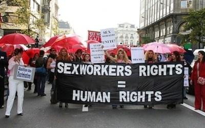 Prostitution is Work