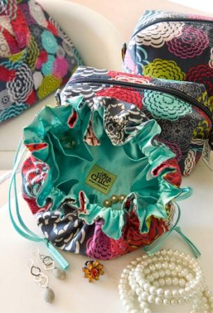 Jewelry Pouch from Iota Chic