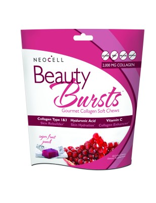 NeoCell Beauty Bursts deliver high absorption beauty nutrients