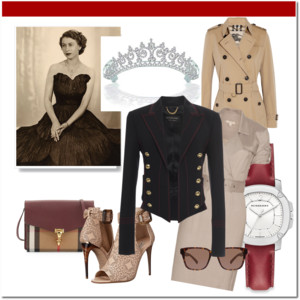 Burberry: Celebrating the Queen's Birthday in true British style!