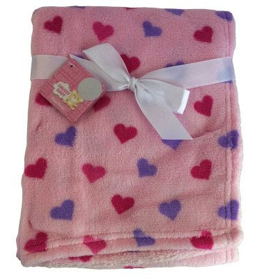 Baby Blanket Giveaway for the Tiny Fashionista