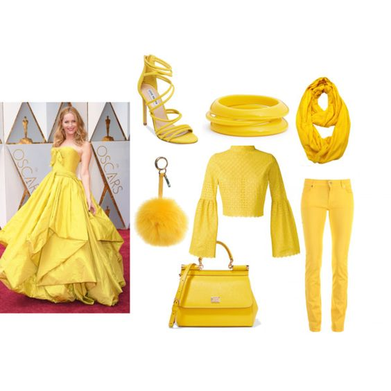 Wear Yellow? Yes, You CAN!