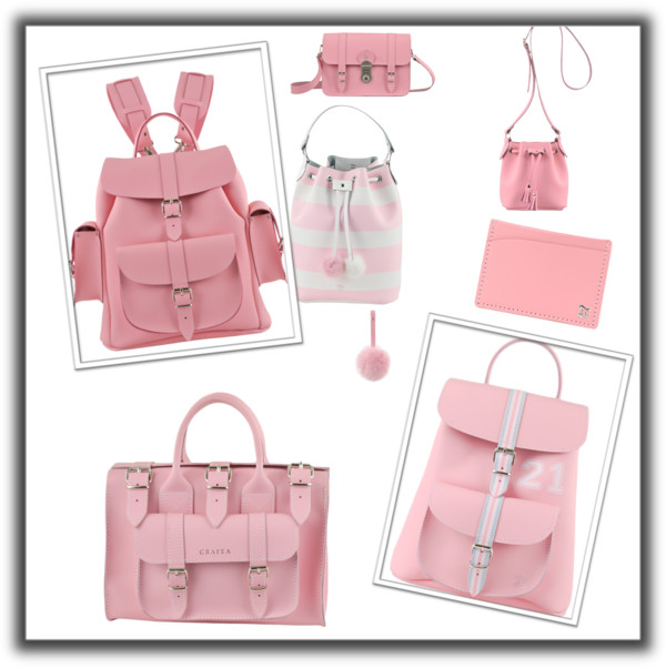 Millennial Pink Leather Goods: Grafea Does it Right!