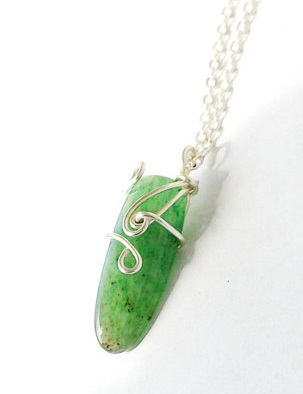 Designs by Nature Gems Laura Sultan Aventurine Necklace win giveaway