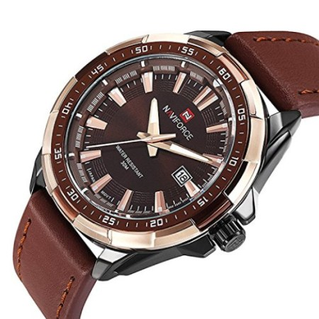 Leather Sport Watch: A Gift Dad Will Treasure