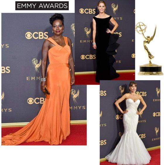 Emmy Awards Best Dressed List