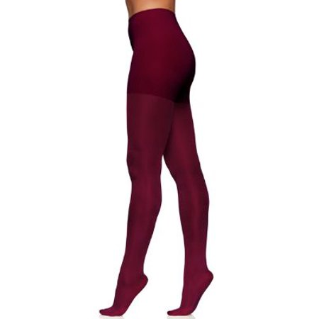 Patterned and colored tights breathe new life into your winter wardrobe