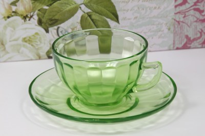 What is Depression Glass?