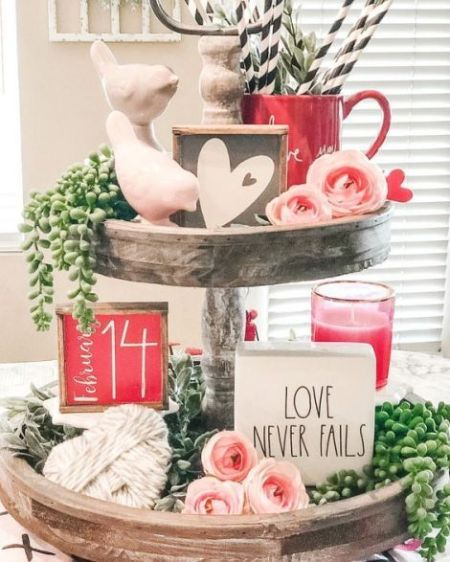 How to decorate using cake stands and tiered trays
