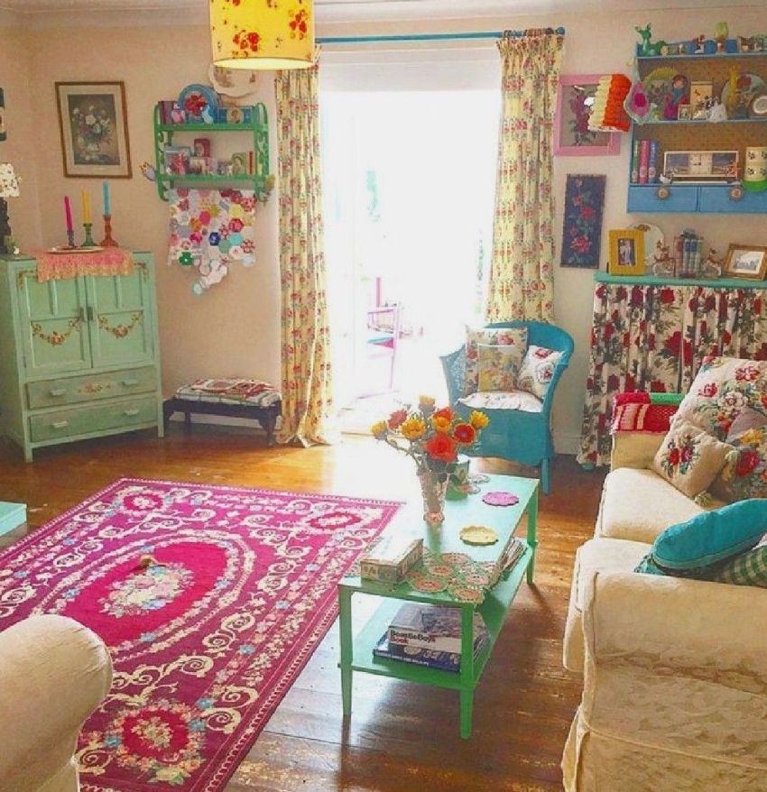 Grandmillennial Style Interior 9 Ways to Get the Look