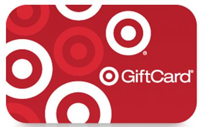 Win a $25 Target Gift Card at Susan Said... WHAT?!