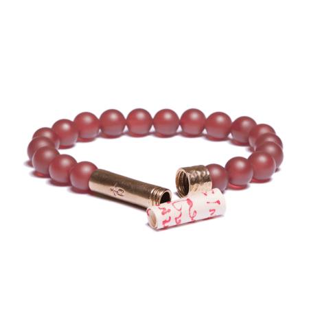 #Giveaway! $48 Carnelian Wishbeads Bracelet