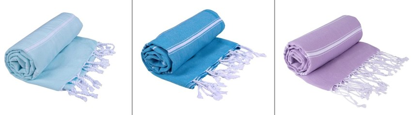 Lightweight AND Absorbent? Try a Beach-Friendly Turkish Towel!