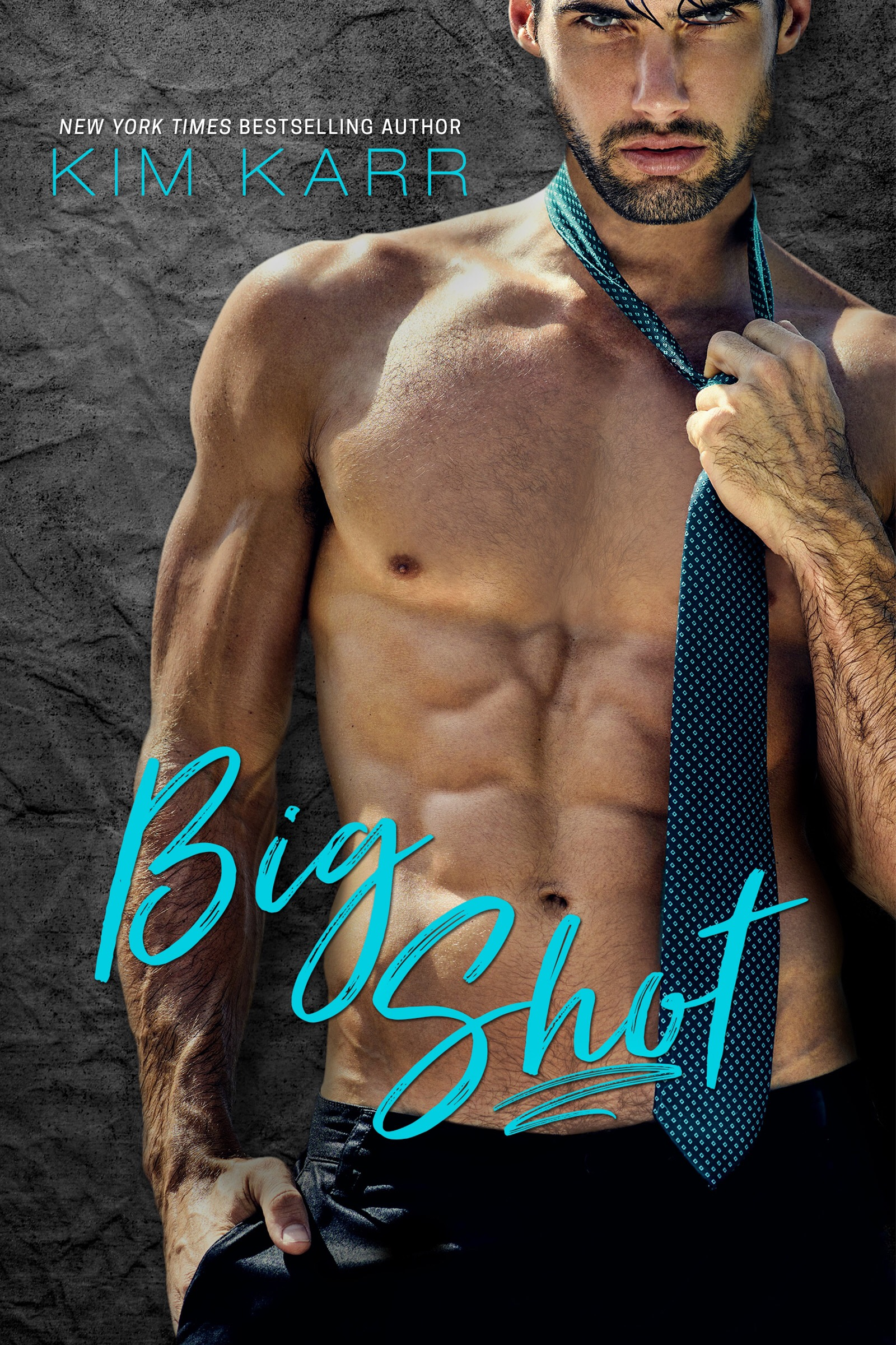 BIG SHOT by Kim Karr