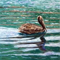 Pelican by Susan Sternau