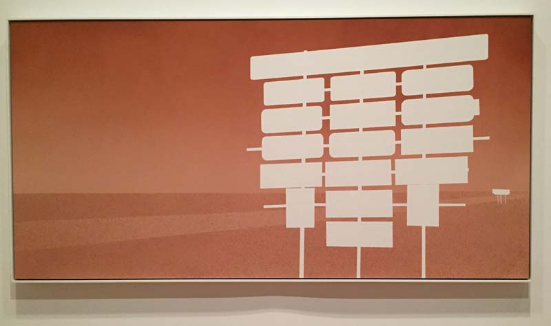 Untitled by Ed Ruscha