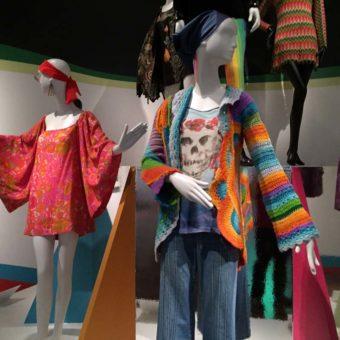 Rainbow Fashions, Summer of Love Exhibit