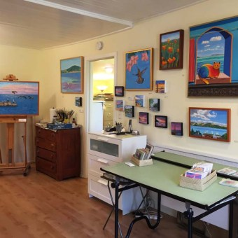 Events, Art Walk at Susan Sternau Studios