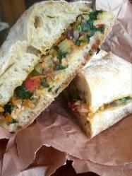 My Simien Sandwich