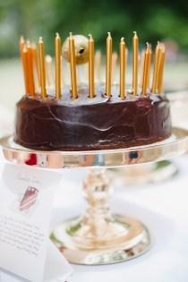 Chocolate cake (photo by Pobke Photography)