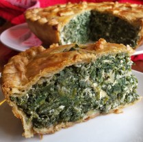 Three weed pie
