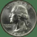 119px-Washington_Quarter_Silver_1944S_Obverse