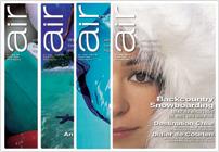 AIR, Switzerland's Travel Lifestyle Magazine