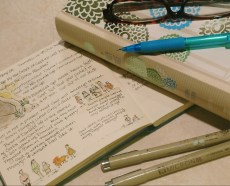 Bible Journaling ? Sermon Sketching
