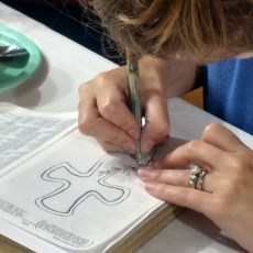 Bible Journaling Monthly Class with Susan Walker Art