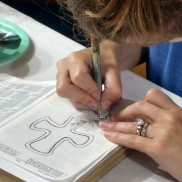 Bible Journaling Monthly Class with Susan Walker Art
