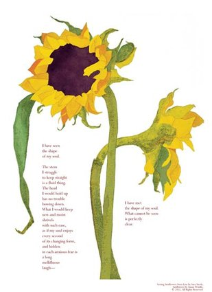 Poems About Sunflowers 2