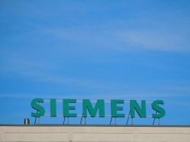 die zweite Hälfte Finspångs - Siemens