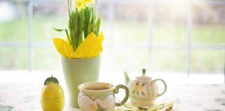 tea party primaverile